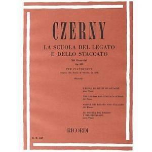 CZERNY C. - 100 ESERCIZI...