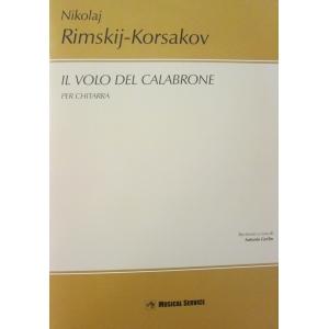 NIKOLAJ-RIMSKIJ-KORSAKOV- IL VOLO DEL CALABRONE