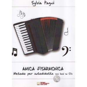 AMICA FISARMONICA SYLVIA...