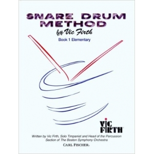 O4653 - Snare Drum Method Book 1 - Elementary
