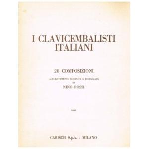 CARISCH I CLAVICEMBALISTI ITALIANI - 20 COMPOSIZIONI