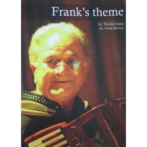 1954 MAROCCO FRANK'S THEME...