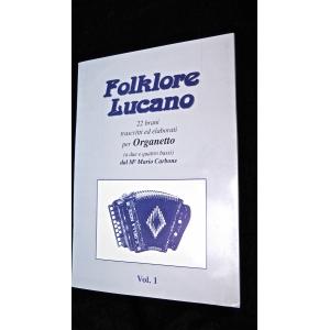 FOLKLORE LUCANO 22 BRANI...