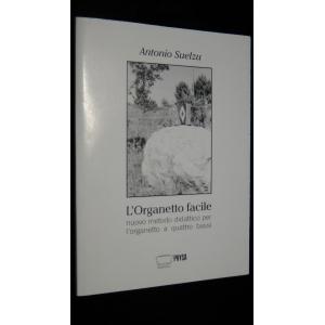 1620 METODO PER ORGANETTO  ANTONIO SUELZU