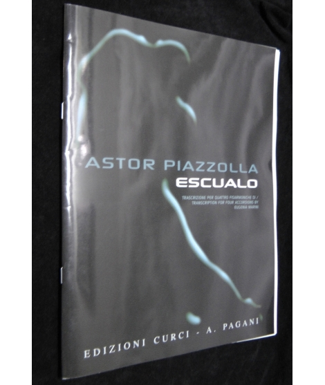 ASTOR PIAZZOLLA ESCUALO