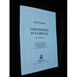 FELICE  FUGAZZA CONCERTINO IN FAMIGLIA