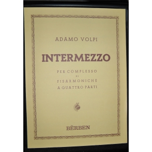 ADAMO VOLPI INTERMEZZO