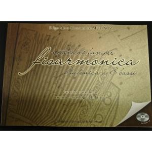 METODO METODI  PER FISARMONICA DIATONICA  EDGARDO E ALESSANDRO MUGNOZ METODO DI BASE PER FISARMONICA 1609