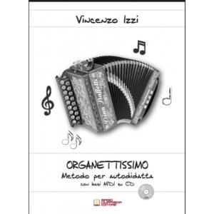 ORGANETTISSIMO Copertina flessibile –  di Vincenzo Izzi (Autore)