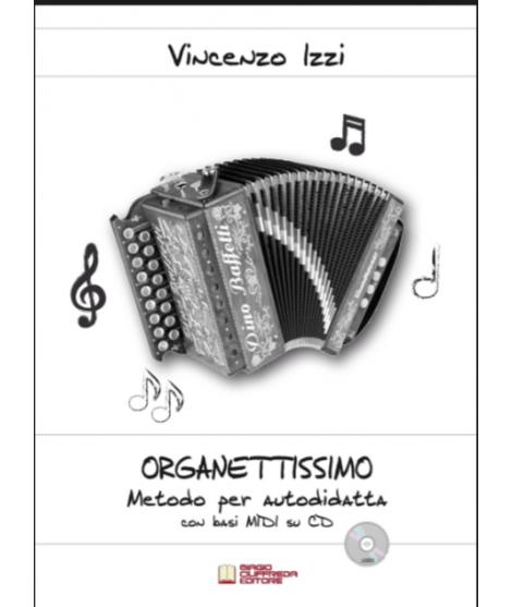 1978 ORGANETTISSIMO Copertina flessibile – di Vincenzo Izzi (Autore)