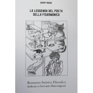 1993 LA LEGGENDA DEL POETA DELLA FISARMONICA DEDICATO A GERVASIO MARCOSIGNORI