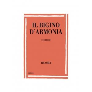 IL BIGINO D'ARMONIA C. RIFFERO RICORDI 733
