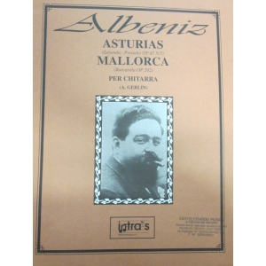 ALBENIZ ASTURIAS MALLORCA...