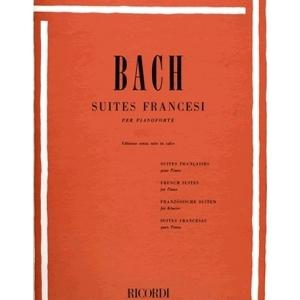 RICORDI Bach - SUITES...