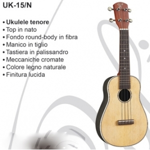 UKULELE UK15N SOUNSATION