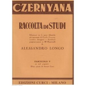 Czerny: Czernyana, Raccolta...