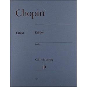 CHOPIN ETUDEN URTEXT