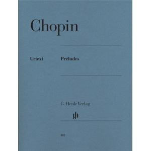 CHOPIN PRELUDE URTEXT