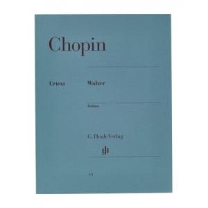 Henle Verlag Chopin Walzer