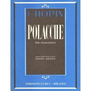 Curci Cl368 Chopin Polacche...