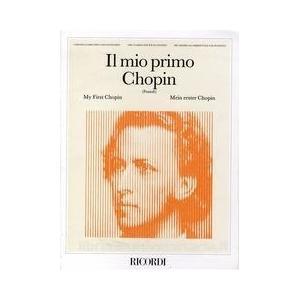 Il Mio Primo Chopin Ed. E. Pozzoli - 8 Pezzi Facili Per Pianoforte I Grandi Classici Per I Giovani Pianisti - Spartito