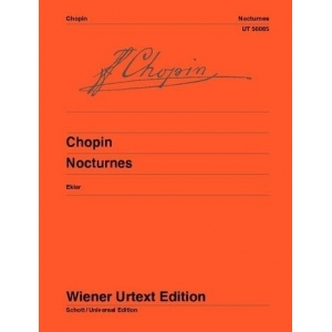 Frédéric Chopin: Nocturnes...