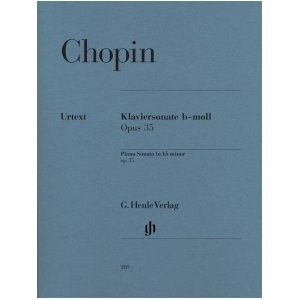 Frederic Chopin: Sonate b-moll Opus 35