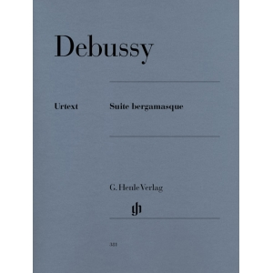 Claude Debussy Suite bergamasque
