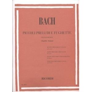 Bach - Piccoli Preludi e Fughette Ref.