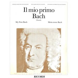RICORDI Bach - IL MIO PRIMO BACH, I fascicolo