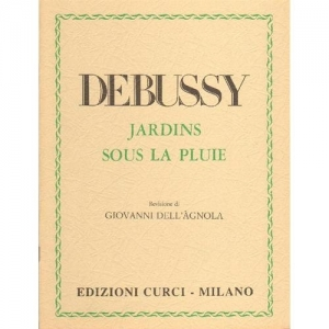 Curci Debussy Jardins Sous La Pluie Revisione Dell'Agnola