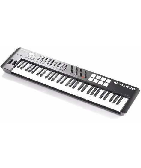 MASTER KEYBOARD MIDI USB 61 TASTI  Oxygen 61