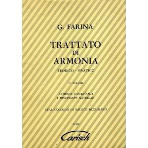 TRATTATO DI ARMONIA G.FARINA TEORICO E PRATICO