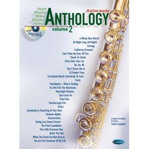 Anthology (Flute), Volume 2