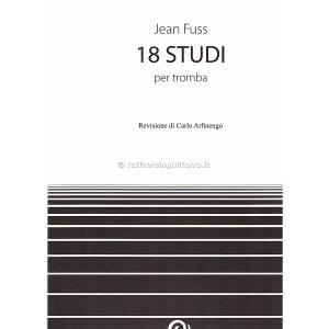 JEAN FUSS 18 STUDI PER...
