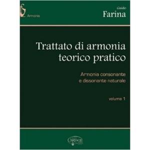 Trattato d'armonia teorico-pratico. Vol. 1