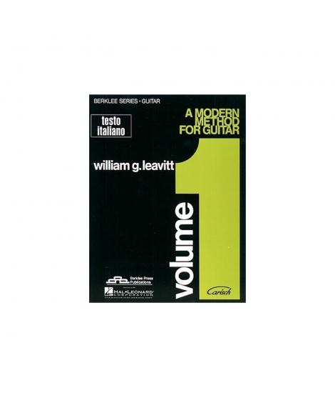 Metodo Moderno per chitarra Volume 1 (edizione italiana)