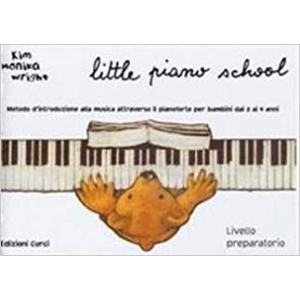 Little piano school....