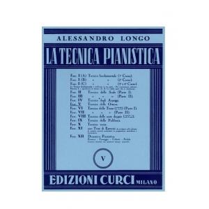 LONGO LA TECNICA PIANISTICA...
