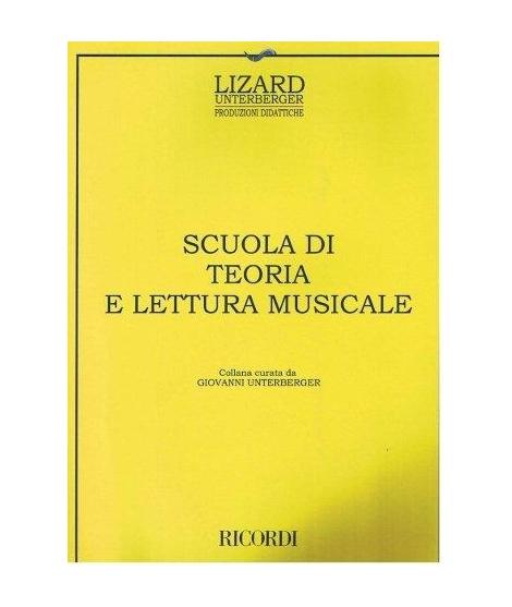 SCUOLA DI TEORIA E LETTURA MUSICALE