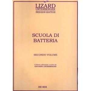 SCUOLA DI BATTERIA - VOL. 2 (Tedesco) Spartito musicale – 18 giu 2003