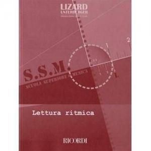 LETTURA RITMICA - LIZARD RICORDI CATARSI MARCO