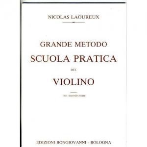 GRANDE METODO SCUOLA PRATICA DEL VIOLINO VOL. 2