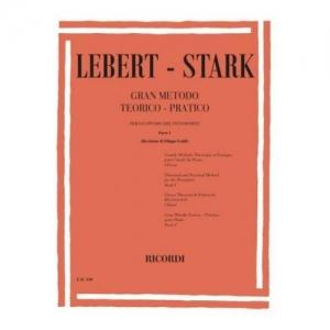 RICORDI LEBERT-STARK - GRAN METODO TEORICO VOL.1 - PIANO