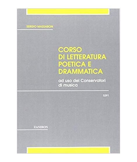 Corso di letteratura poetica e drammatica. Per i Conservatori (Francese) Copertina flessibile