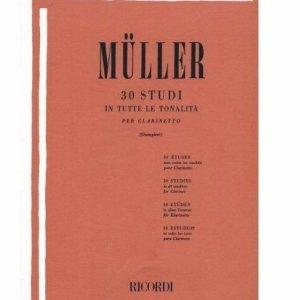 Ivan Muller: 30 Studies In...