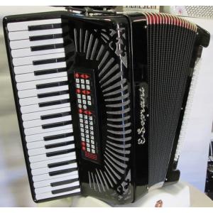 USATO! FISARMONICA ELENA SOPRANI 41/120 SISTEMA MIDI MASTER PLAY SUONI INTERNI