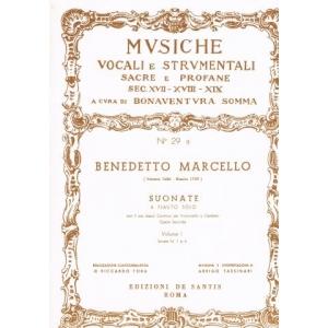 Marcello Benedetto Casa Editrice: De Santis Strumento: Flauto e Pianoforte v.2