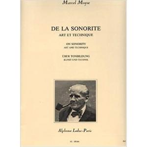 DE LA SONORITE ART ET TECHNIQUE FLUTE (Tedesco) Spartito musicale – 1 gen 2000
