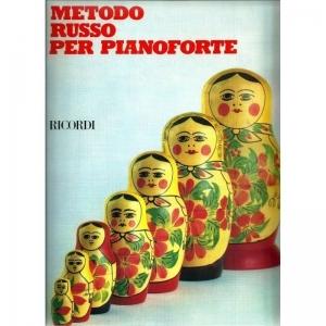 Ricordi Nikolaev metodo Russo per Pianoforte